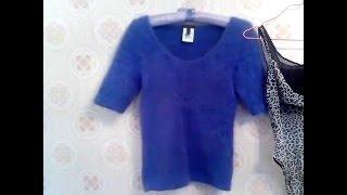 getlinkyoutube.com-Мои покупки в секонд-хенде (Одежда + обувь + сумка!!!)