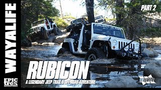 getlinkyoutube.com-RUBICON : A Legendary Jeep Trail & Off-Road Adventure - Part 2 of 3