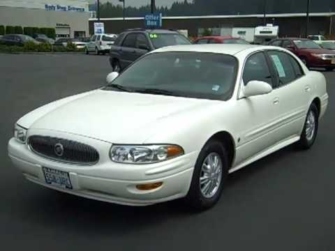 2005 buick lesabre problems online manuals and repair. Black Bedroom Furniture Sets. Home Design Ideas