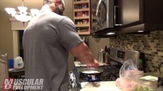 getlinkyoutube.com-IFBB Pro Ken Jackson | Day In the Life Part 1