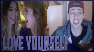 getlinkyoutube.com-Love Yourself on Chatroulette
