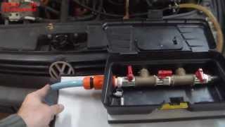 getlinkyoutube.com-Oficina Mecânica - Limpeza de Radiador