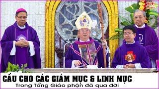 getlinkyoutube.com-Thánh lễ cầu cho các Giám mục & Linh mục trong Tổng Giáo phận Sài Gòn 2016
