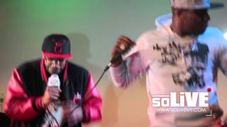 D Chamberz and Bill Collector &#8220;Nikes and Adidas&#8221; Live at SOBs