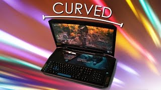 UNBELIEVABLE CURVED SCREEN GAMING LAPTOP - Predator 21x Review