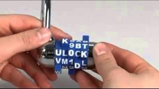 Master Lock 1535EURDCOL Candado