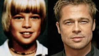 getlinkyoutube.com-Hottest Celebrities: Before & After! Part 1 of 2