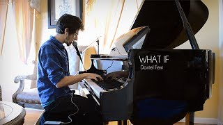 getlinkyoutube.com-Coldplay - What If (One Man Band Cover)