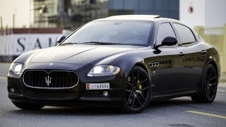 getlinkyoutube.com-Maserati Quattroporte Sport GTS - Simon MotorSport - Folge 7