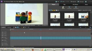 getlinkyoutube.com-Working with Sound and Stop Motion Basic Steps | Adobe Premiere Elements 10