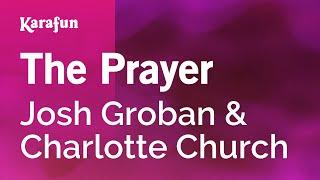 getlinkyoutube.com-Karaoke The Prayer - Josh Groban *