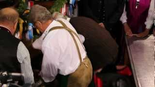 Wiesn 2012: O'zapft is! (Video: Gerd Bruckner)