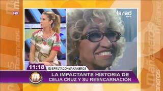 getlinkyoutube.com-La impactante historia de Celia Cruz y su reencarnación
