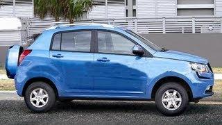 getlinkyoutube.com-Mahindra S101 Compact SUV | First Look Details