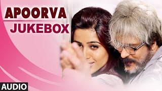 Apoorva Jukebox    Apoorva Songs    V. Ravichandran, Apoorva    Apoorva Kannada Songs