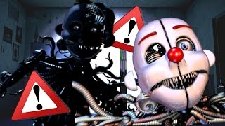 getlinkyoutube.com-ENNARD IN FNAF 4 (1983) EASTEREGG?! | FNAF Sister Location Custom Night