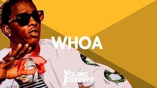 "getlinkyoutube.com-Young Thug Type Beat 2016 - ""Whoa"" | Young Forever Beats"