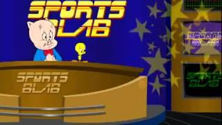 getlinkyoutube.com-Looney Tunes Reality Check   Sports Blab #1