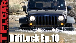 getlinkyoutube.com-Meet TFL's New & Topless Long Term 2016 Jeep Wrangler Sport - DiffLock Ep. 10