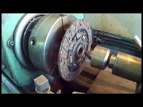 Как переделать диск сцепления с уаз на истану