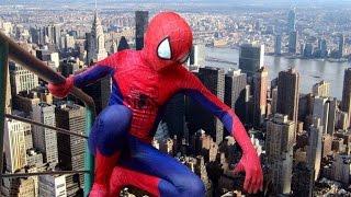 getlinkyoutube.com-Dawn Of Spider-Man (Fan Film)