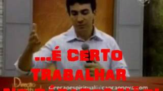 getlinkyoutube.com-O PADRE FÁBIO MELO ASSOMBRA À IGREJA CATÓLICA SOBRE  O SÁBADO -  ELE ESTÁ CERTO!!