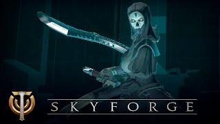 getlinkyoutube.com-Skyforge - Necromancer Class Training Gameplay - Closed Beta - F2P - RU(EN)