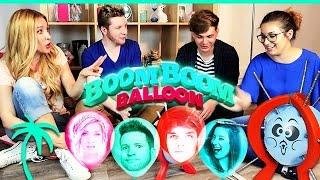 getlinkyoutube.com-Boom Boom Balloon Challenge + Revounge d'Alexandre