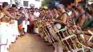 getlinkyoutube.com-Trichur Pooram - Melam