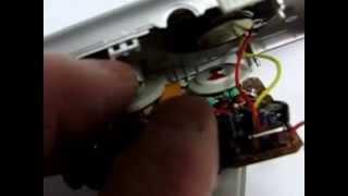 getlinkyoutube.com-FM,AMラジオ改造航空無線受信機 本格派の改造です