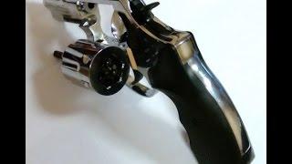 getlinkyoutube.com-Сигнальный револьвер Ekol Viper 2 5 хром