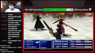 getlinkyoutube.com-FFVII - Screwing With Sephiroth [4-8Live]
