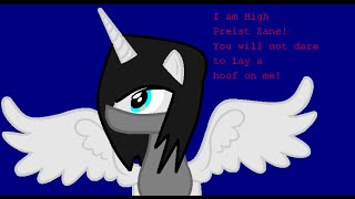 getlinkyoutube.com-High Preist Zane {MLP Minecraft Diaries speedpaint}