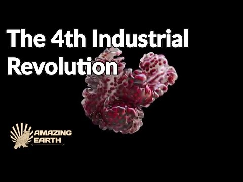 The 4th Industrial Revolution - Road to 2017 | Amazing Earth