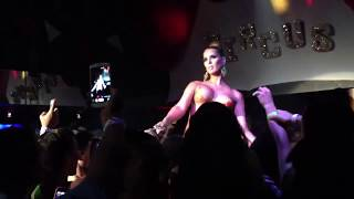 getlinkyoutube.com-Carmen Carrera at Liquid Tampa 4/20/13