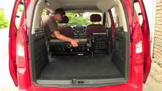 getlinkyoutube.com-Test Citroen Berlingo, Fiat Doblo, Renault Kangoo
