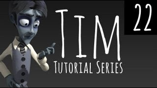 Tim - Pt 22 - Achieving a Stop-Motion effect in Blender