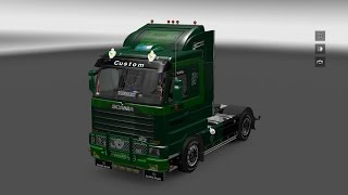 getlinkyoutube.com-ETS 2 Modvorstellung - Scania 143M