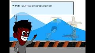 getlinkyoutube.com-Animasi Jembatan Cirahong