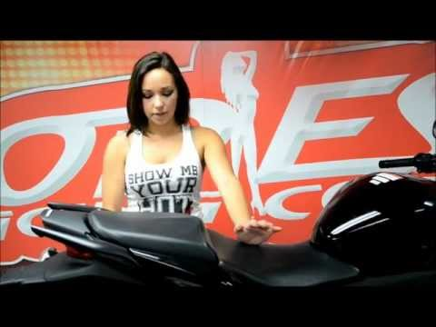 Hotbodies Racing 2011 Honda CBR250R TAG Fender Eliminator Installation (