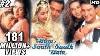 getlinkyoutube.com-Hum Saath Saath Hain - 2/16 - Bollywood Movie - Salman Khan, Saif Ali Khan & Karishma Kapoor