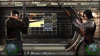 getlinkyoutube.com-Mod Dual Leon & Luis Resident Evil 4
