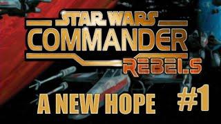 getlinkyoutube.com-Star Wars Commander Rebels - Part #1 A New Hope (SWC Rebels Gameplay)
