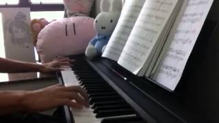 getlinkyoutube.com-LoveLive!: Wonderful Rush (piano)