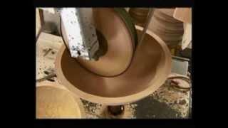 getlinkyoutube.com-Jak se co dělá - Dřevěné misky