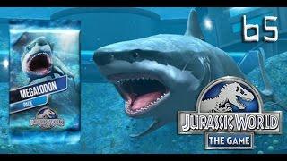 getlinkyoutube.com-Megalodon | Jurassic World: The Game [Episode 65]