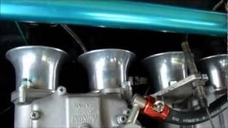 HONDA CR-X ソレックス 吸気音  ZC Engine ( E - AS ) HKSカム&無限カム