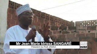 Déclaration de Jean Marie Idrissa Sangaré au Meeting du Parti JAMAA à Sabalibougou