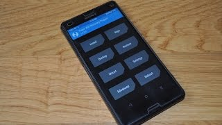 getlinkyoutube.com-Sony XPERIA Z3 Compact easy root with Android 6.0.1
