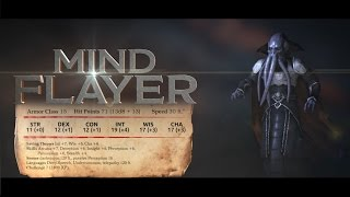 Sword Coast Legends: Monster Showcase - Mind Flayer